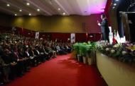 Rinde segundo informe Cuauhtémoc Escobedo