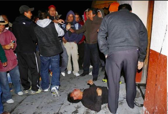 5 de 10 aguascalentenses a favor de los linchamientos a delincuentes