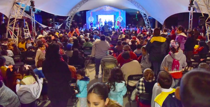 Celebra Dif de Jesús María la navidad en delegaciones y comunicades