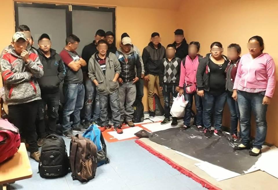 Vecino del Peralta ocultaba 17 indocumentados