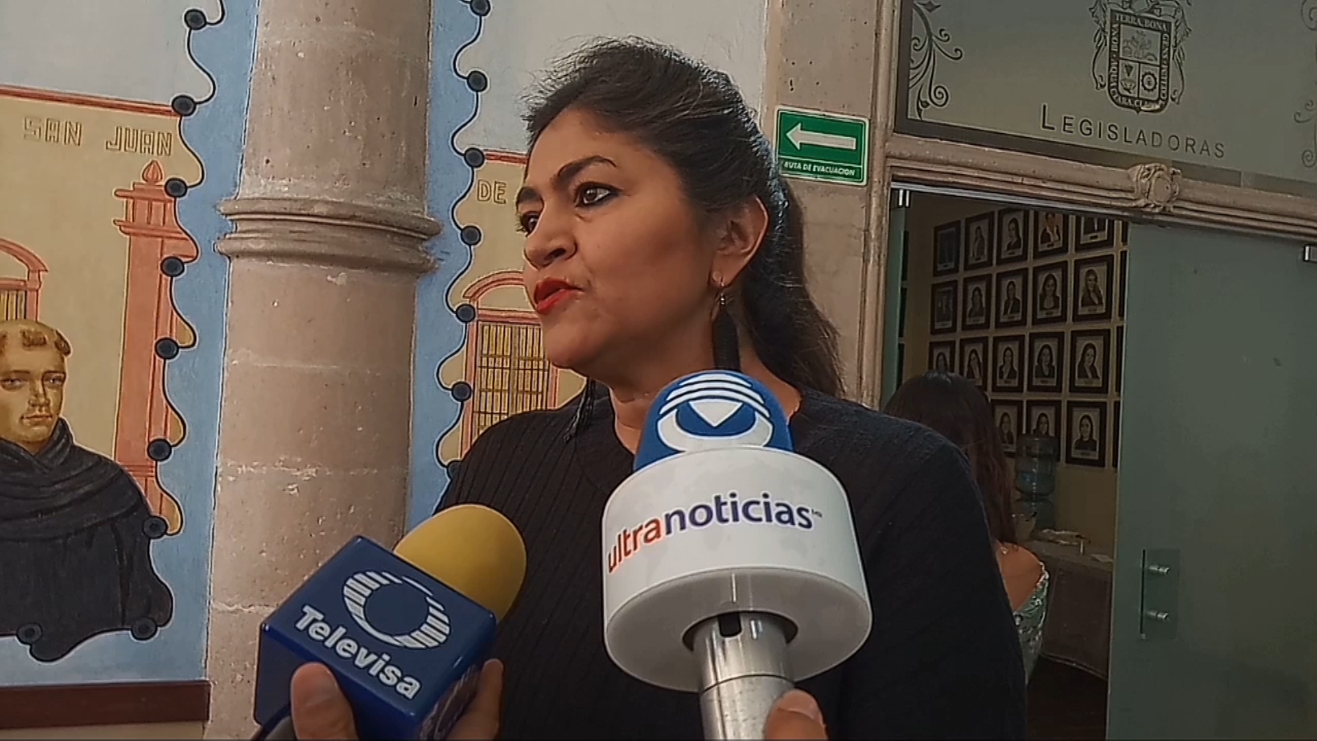 Truena Nora Ruvalcaba en contra del nuevo dirigente de MORENA y Aldo Ruiz