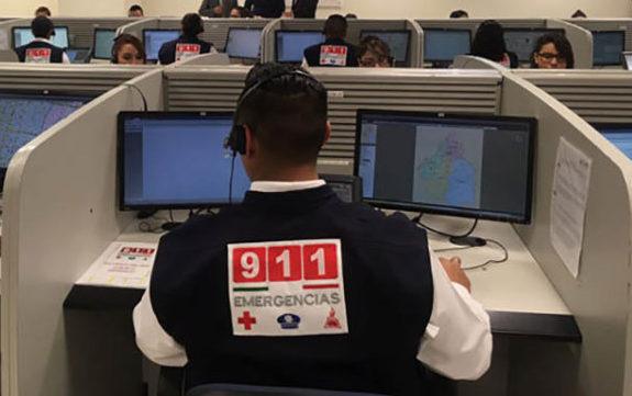 Encabeza el 911 llamadas de emergencia por inseguridad