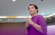 Se retira Lorena Martínez de la política activa