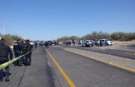 Enfrentamiento deja un pistolero muerto, un policía lesionado y una mujer detenida