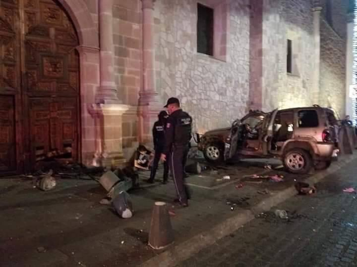 Alcohol y velocidad las principales causas de accidentes en Aguascalientes