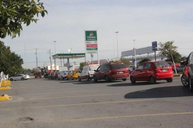 3 semanas más de desabasto de gasolinas