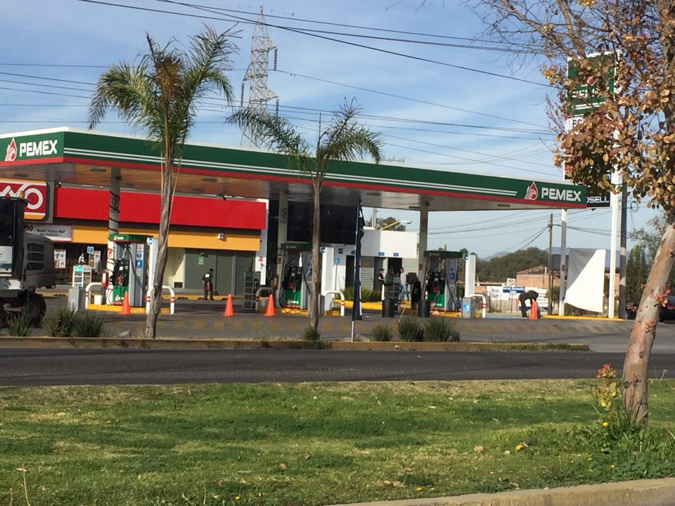Orozco: No es grave el desabasto de gasolina en Aguascalientes