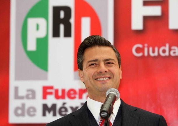 Pri y Peña el peor Partido y peor Político en 2018