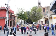 Fortalece Tere Jiménez barrios tradicionales