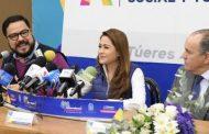 Anuncia Tere Jiménez 10 mdp en créditos para mil emprendedores