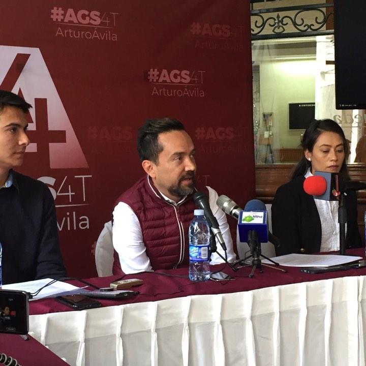 Ávila: Mi proyecto no es un acto de oportunismo como otros
