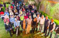 Sostiene Julio Medina encuentro con panistas del V distrito