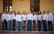 Presenta Julio Medina su planilla de unidad
