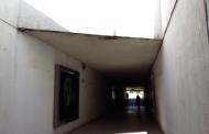 Nómina en la UAA impide arreglar falla en construcción