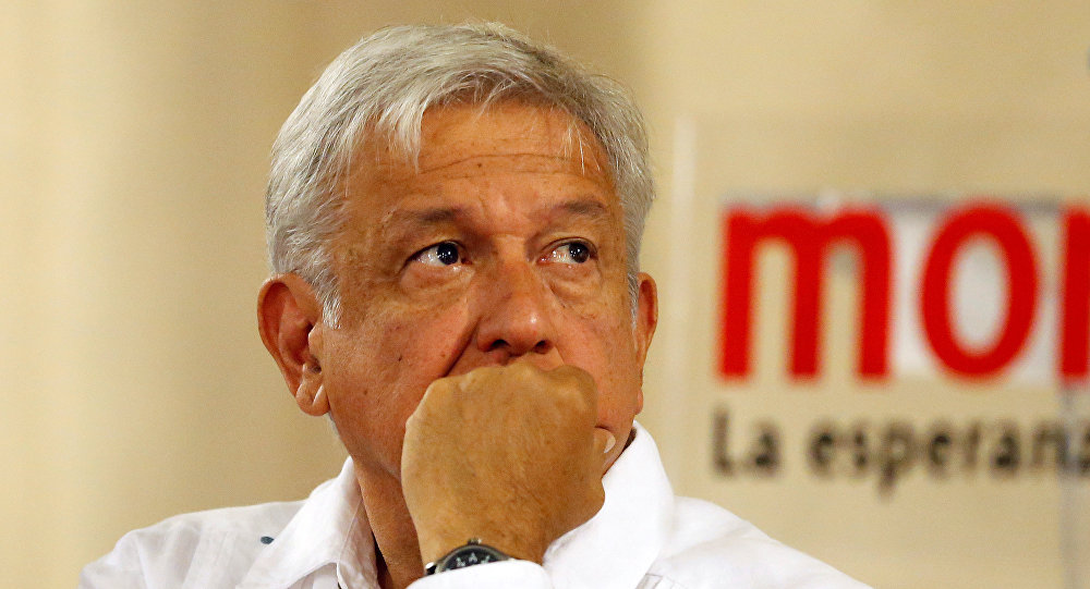 López Obrador no es querido en Aguascalientes: Mitofsky