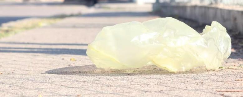 También en Pabellón queda prohibido el uso de bolsas de plástico en comercios