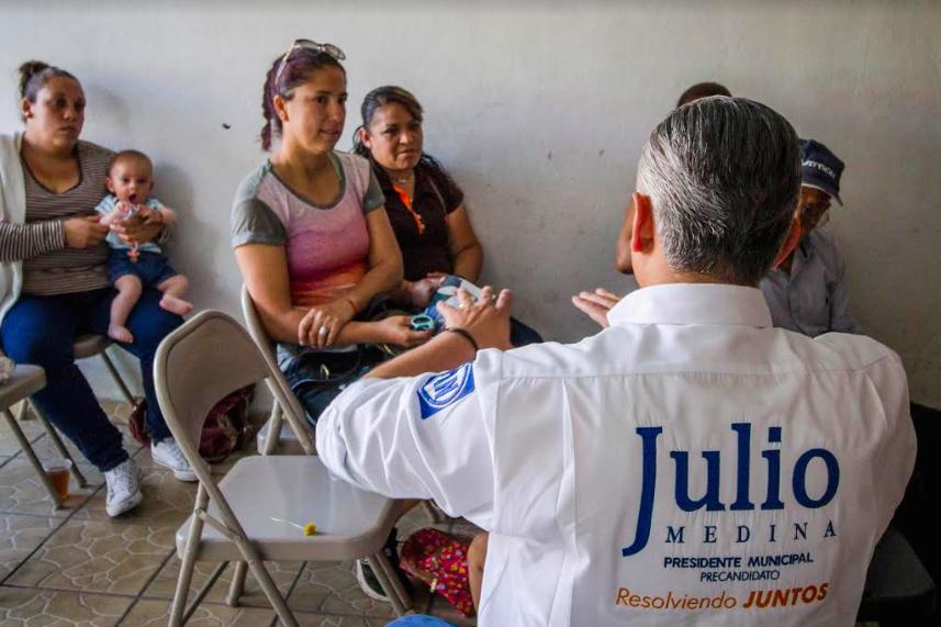 Refuta Julio Medina recorte presupuestal a estancias y refugios