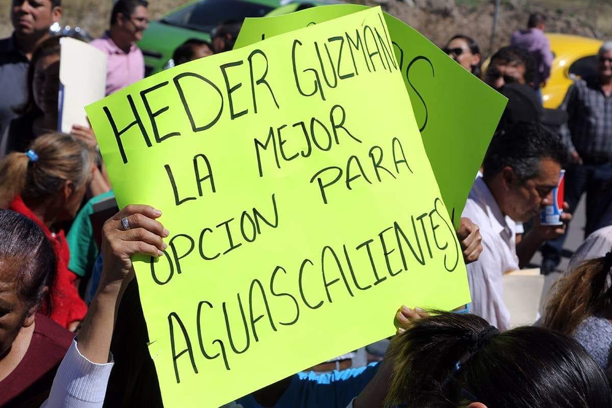 AMLO no vendrá a palomear candidatos: Guzmán