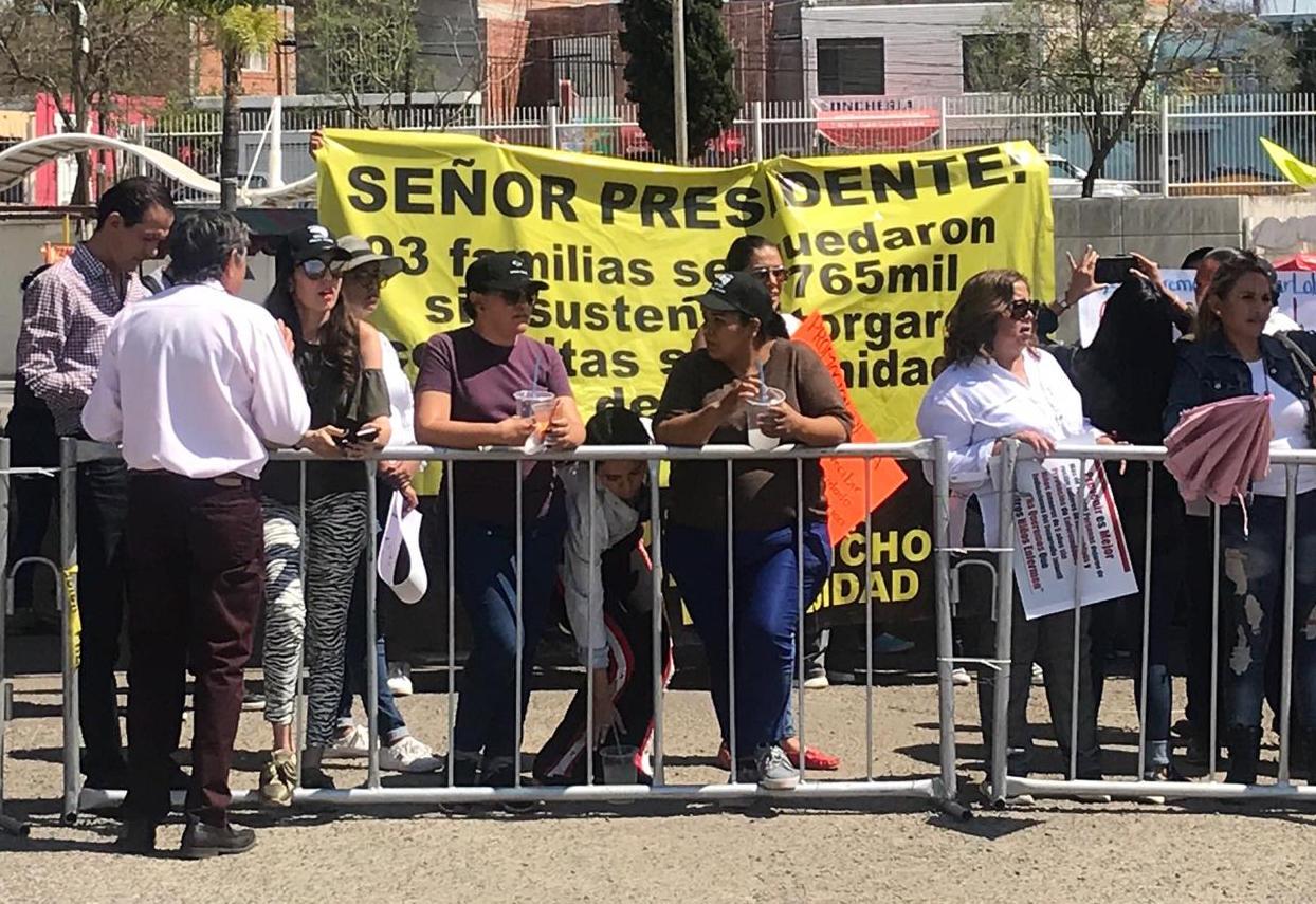 Pagan con la misma moneda a López Obrador en Aguascalientes