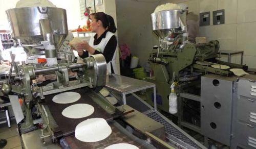 Industriales de la masa y tortilla sufren los altos costos de luz y gas