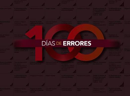 Reprueba PAN primeros 100 días de AMLO como Presidente de México