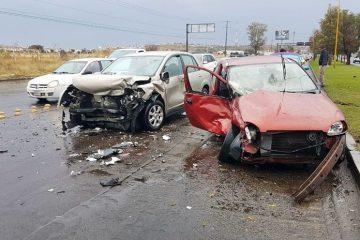Feria y velocidad incrementan accidentes viales