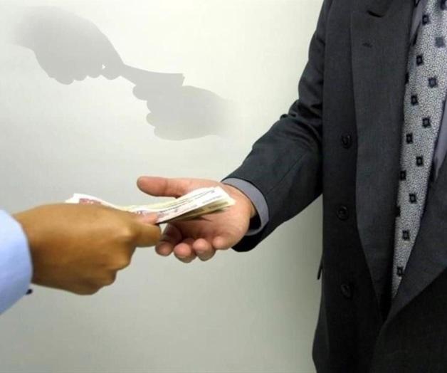 Víctimas de corrupción, 24.2% de las empresas locales