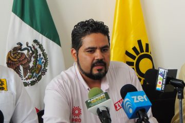Harán candidatos del PRD campaña sin basura electoral
