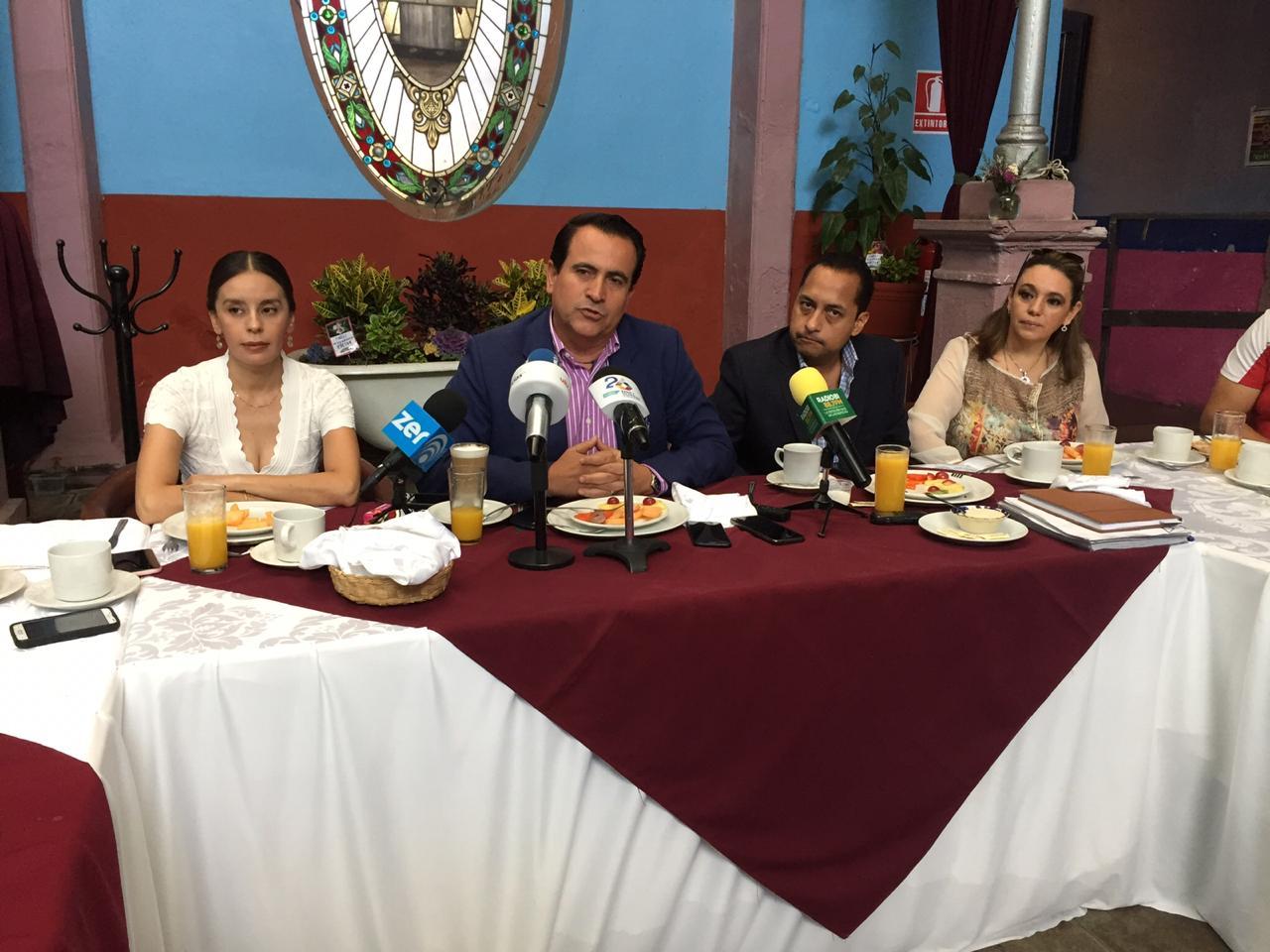 """Será Maracas el candidato de """"Unidos Podemos Más"""" en Aguascalientes"""