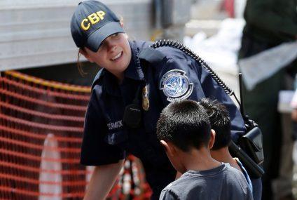 Disminuye número de menores repatriados de EUA