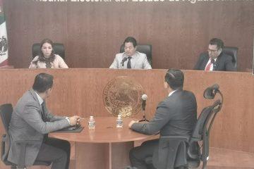 Revoca tribunal candidaturas de Morena