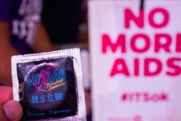 Detecta ISSEA en la Feria 2 casos de VIH y 4 de Sífilis