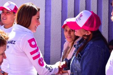 Va Tere Jiménez por un municipio digital