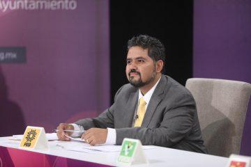 Iván Sánchez Nájera, preparado para gobernar el Municipio de Aguascalientes