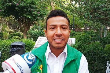 Promete candidato ecologista mejorar condiciones de activadoras físicas