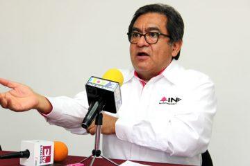 Sin riesgos de violencia la elección en Aguascalientes: Ruelas