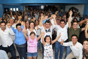 Adán Valdivia se declara ganador en Calvillo