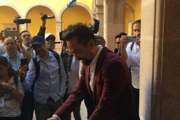 Valorará Arturo Ávila lo que transcurra en la jornada electoral para aceptar resultados