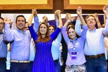 Gobernaremos 85% de los aguascalentenses: Báez