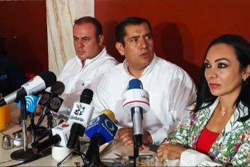 Netza Ventura pide la renuncia de su dirigente partidista y exige auditoría a su gestión