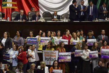 En deuda la paridad de género en la administración pública de Aguascalientes