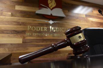 Ventilan opacidad del Poder Judicial en Aguascalientes