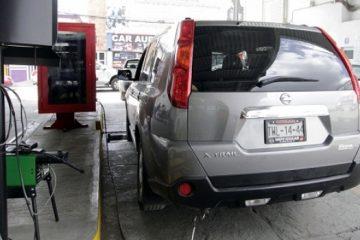 Más del 50% del padrón vehicular en Aguascalientes no verifican