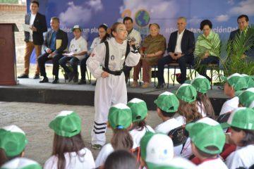 Clausuran Congreso Infantil sobre Medio Ambiente