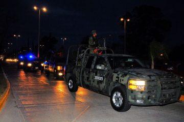 6 de cada 10 aguascalentenses a favor del patrullaje militar