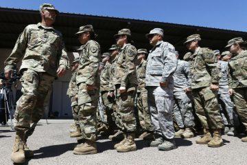 Tendrá Aguascalientes poca presencia de la Guardia Nacional