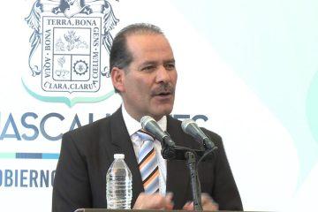 Tiene Martín Orozco una aprobación del 63% y calificación del 49.7