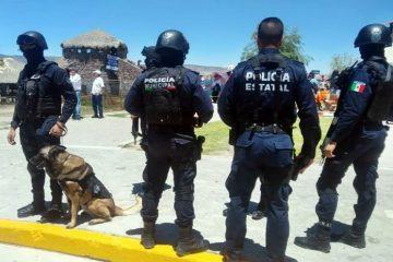 «No hay pleito entre Policía Estatal y Municipal»