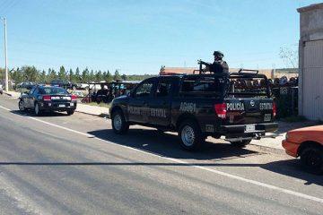 Zona metropolitana encabeza delitos en Aguascalientes