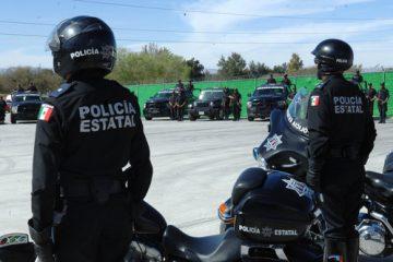 Tiene la Policía Estatal una percepción de corrupción del 65%